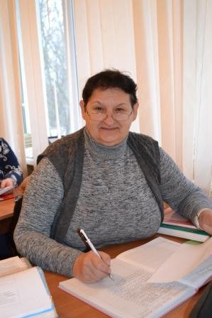 Кирейчик Людмила Борисовна